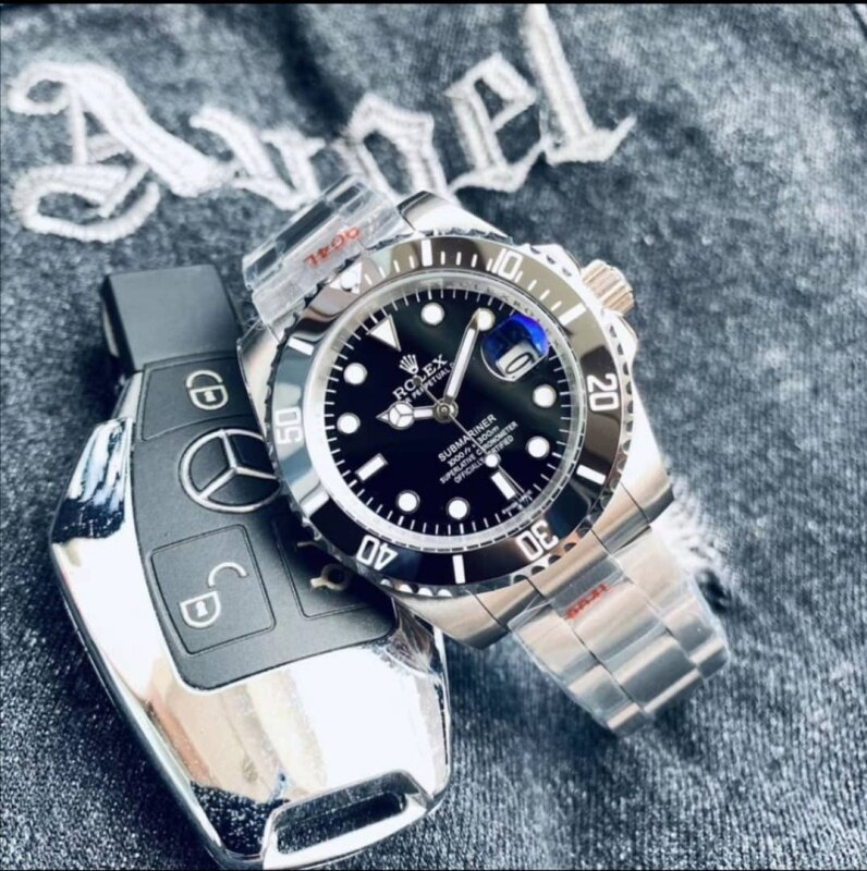 AUTOMATIC STAINLESS STEEL_SUBMARINE WATCH Malaysia