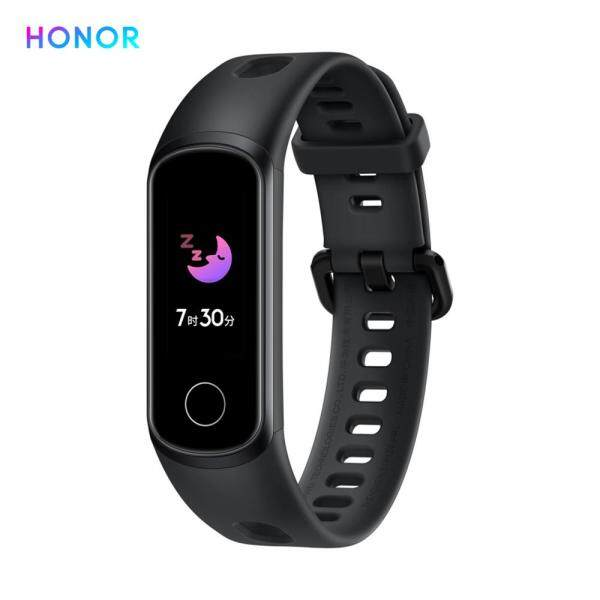 Giá HONOR Band 5i 0.96-Inches TFT Colour Screen 6-Days Usage Time 5ATM Waterproof BT4.2 Smart Bracelet 9 Sports Mode Fitness Activity Tracker   Sleep Monitor Remote Shutter Alarm Weather Timer Smartwatch for Android / iOS