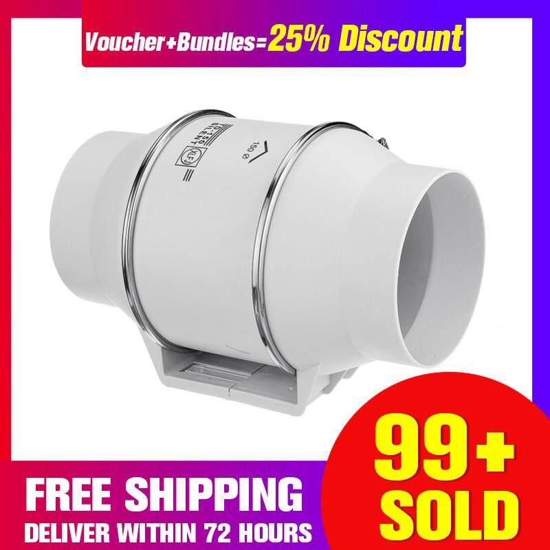 【Free Vận Chuyển + Siêu Đối Phó + Hạn Chế Offer】6 inch 150P xiên lưu lượng điều áp tròn ống Quạt bếp hút thông gió mạnh thổi hút