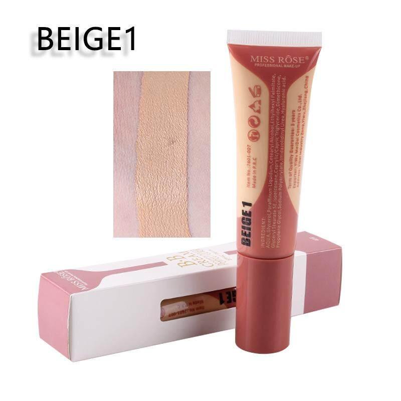 Dongxi Sangat Mengkilap Cair Wanita Cahaya Tinggi Wajah Foundation Makeup Cakupan Penyamar Pemutih Kecantikan Concealer Kosmetik