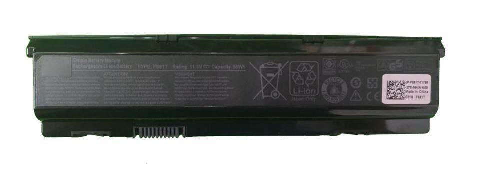 Dell F681T P08G001 W3VX3 Alienware M15X P08G Laptop Battery [6 MONTHS WARRANTY] Malaysia