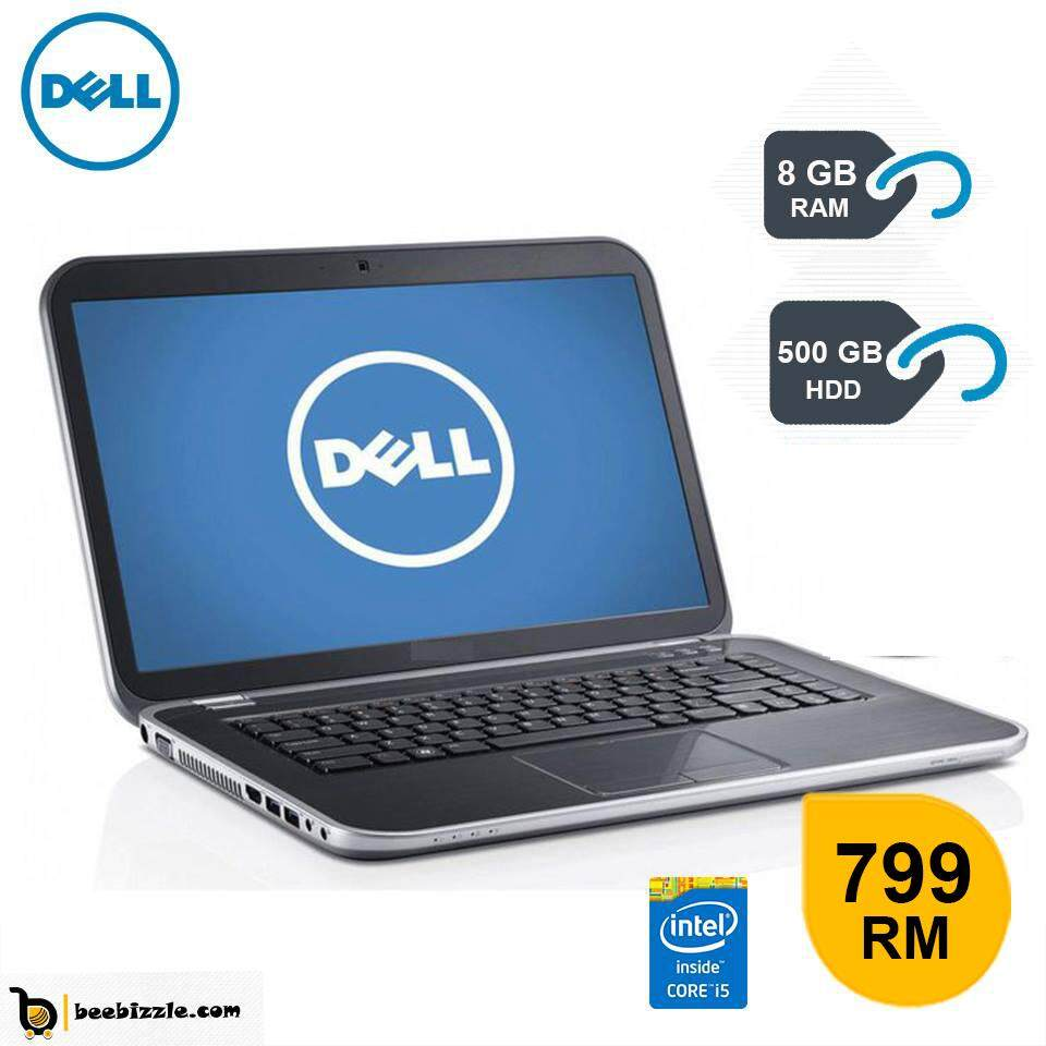 DELL LATITUDE 6420 LAPTOP, i5 PROCESSOR,8GB RAM,500 GB HDD,WEBCAM,WINDOWS 8,14.1 INCH AND MORE. Malaysia