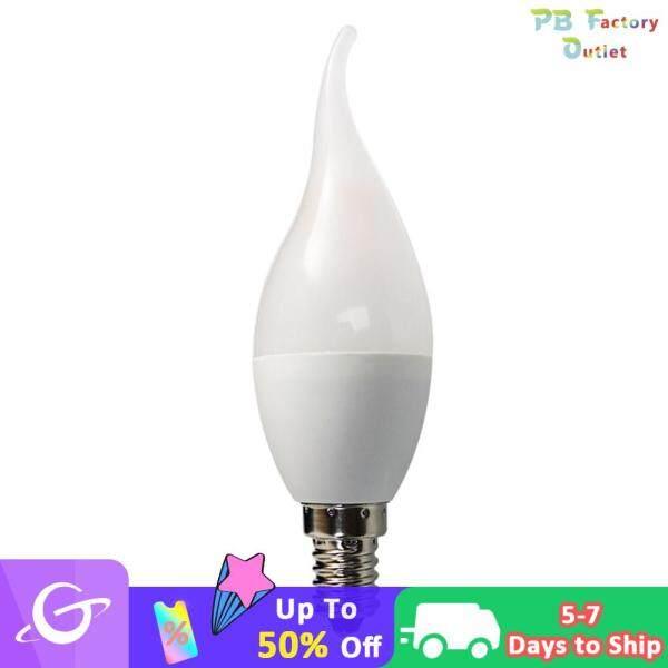 Đèn LED 39 SMD 2835, Bóng Đèn Nhấp Nháy Mô Phỏng Hiệu Ứng Ngọn Lửa E14 3W Đèn