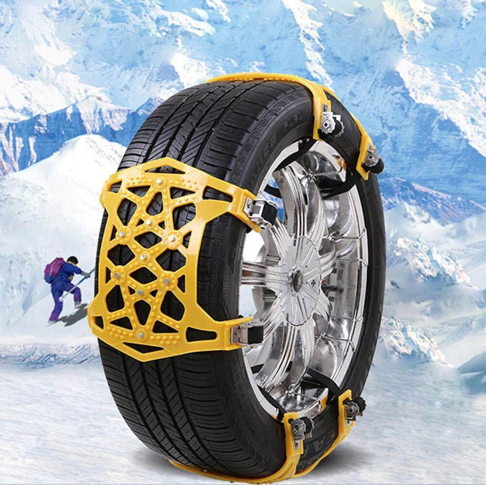 Hammshop 1pc Car Truck Snow Tire Antiskid Chains Beef Tendon Wheel Antiskid Tpu Chain Ye By Hammshop.