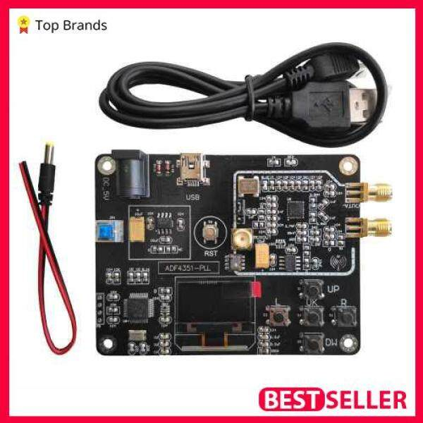 [SPECIAL PROMO] Signal Generator Module 35M-4.4GHz RF Signal Source Frequency Synthesizer ADF4351 Development Board (Standard) Malaysia
