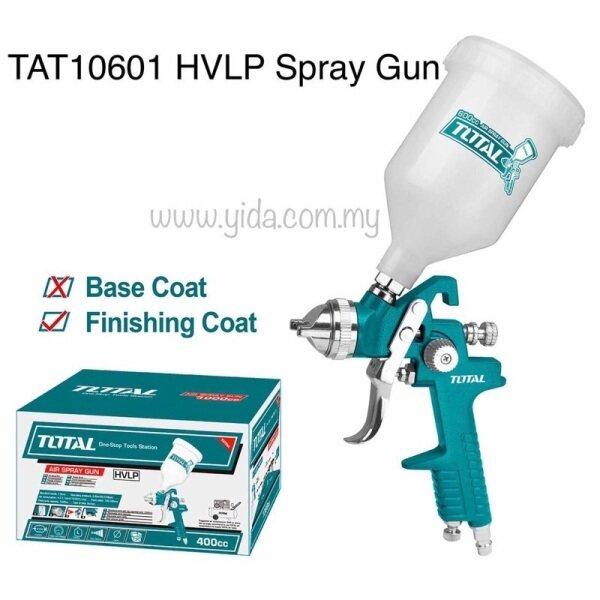 TOTAL TAT10601 HVLP Spray Gun