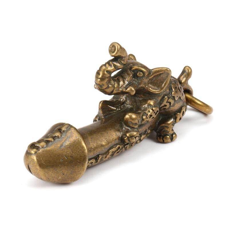 Amulet Paladkik Lady mini Pendant Brass Statue Love Magic Holy Wealth Charm
