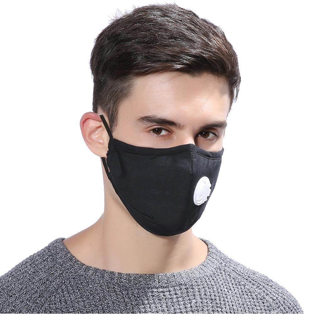 Dust Valve pm2 Warm Anti-fog 5 Mask Bumblebaa Breathing Washable Face Mask Mouth