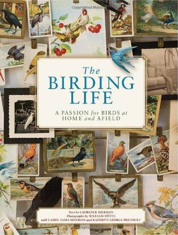 THE BIRDING LIFE A Passion for Birds at Home and Afield Laurence Sheehan Hard Cover Malaysia