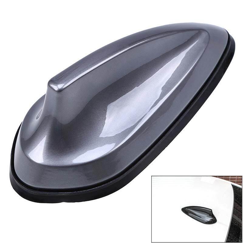 "4.73/"" 12cm Car Black Carbon Fiber Look Antenna Aerial Mast Decorative Universal"