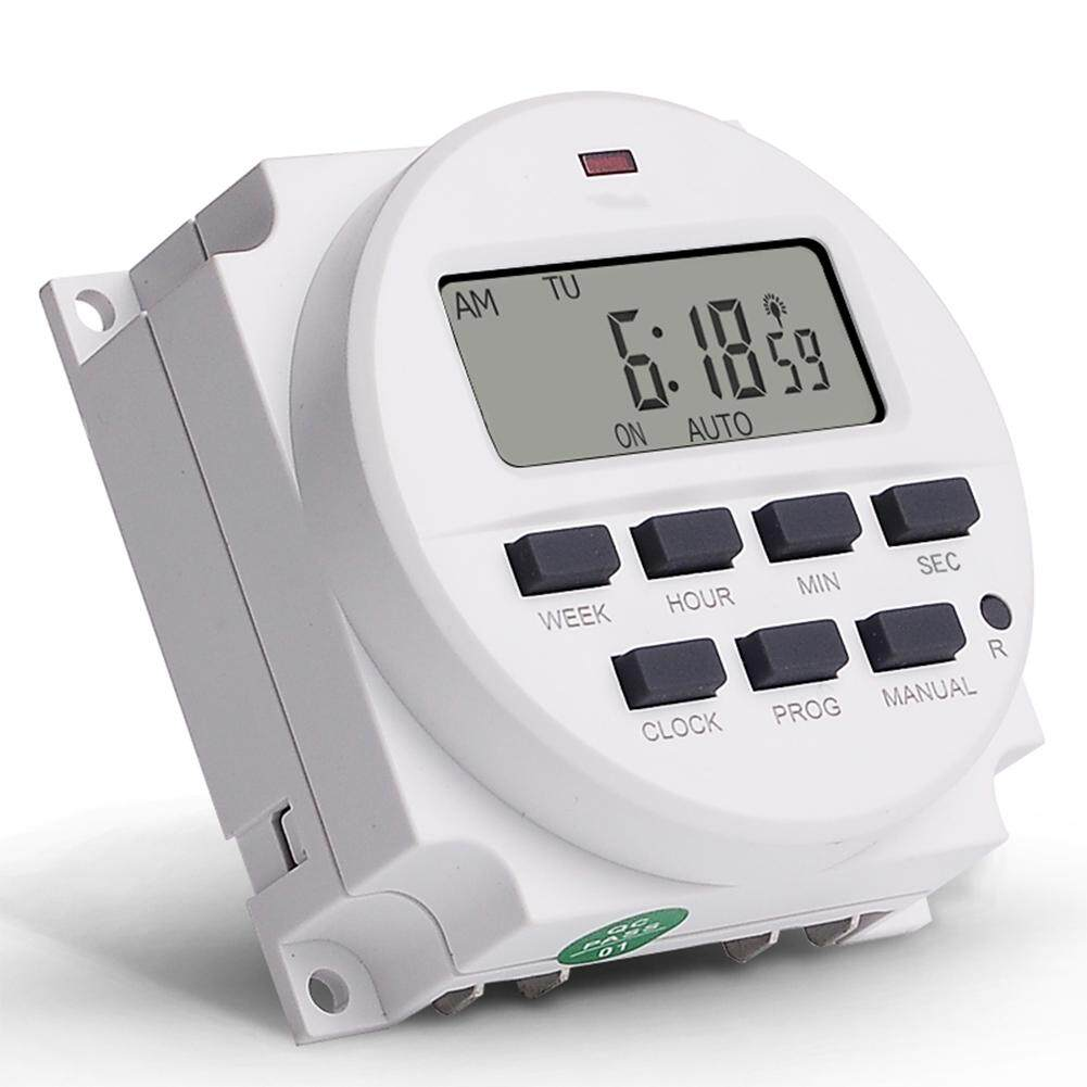 220V Accurate Microcomputer Time Control Intelligent Switch Timer Voltage:220V
