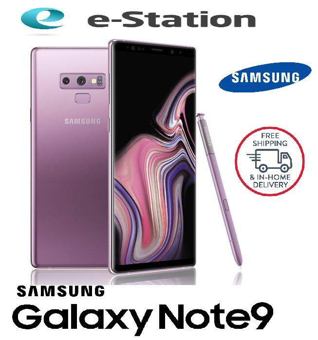 SAMSUNG Galaxy Note 9 (N960) 6GB RAM + 128GB ROM (ORIGINAL- IMPORTED)   handphone