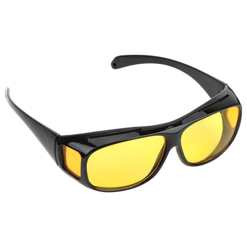 Giá Kính Mắt Chống Tia UV Xe Lái Xe Unisex HD Vision Kính Chống Nắng Kính Nhìn Xuyên Đêm