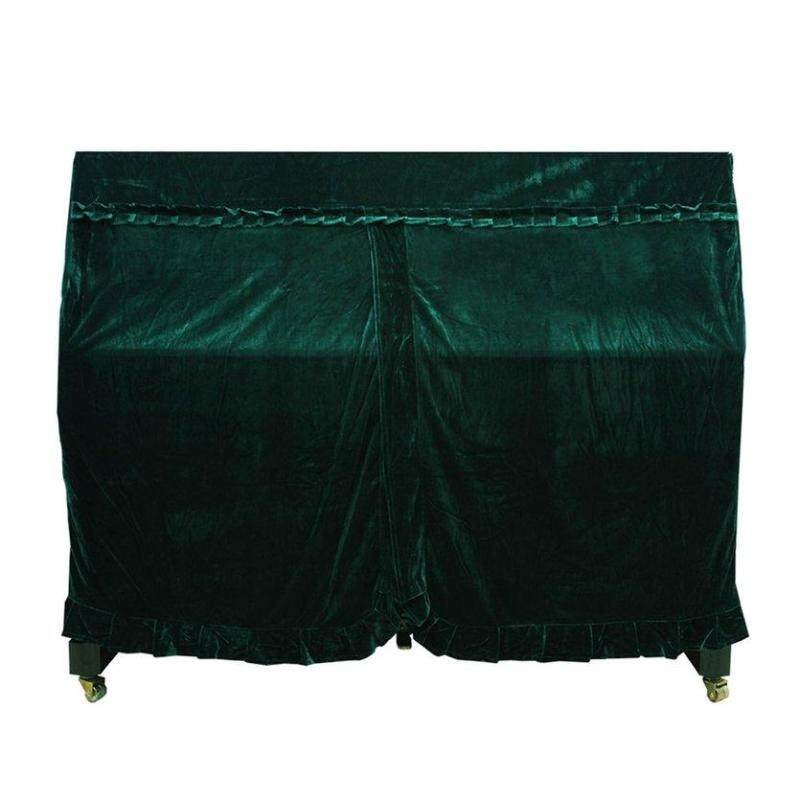 JUWE Newest Durable Gold Velvet Three-dimensional  Piano Cover Velvet Dustproof Sleeve 152*60*110mm Malaysia
