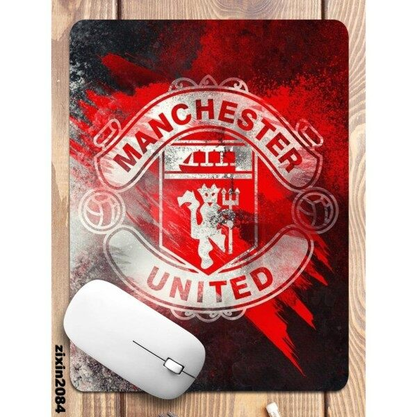 MUFC Mouse Pad Soft Mouse Mat Office Home Cloth Computer Desktop Pad Computer Worker 04 Malaysia