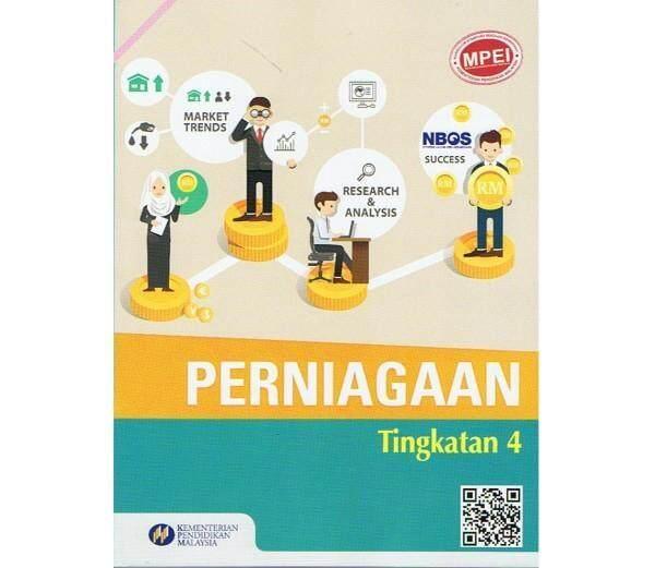 BUKU TEKS PERNIAGAAN TINGKATAN 4 Malaysia