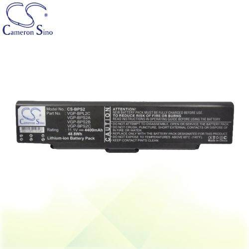 CameronSino Battery for Sony VAIO VGN-SZ26CP / VGN-SZ280P/ C / VGN-SZ28TP Battery L-BPS2