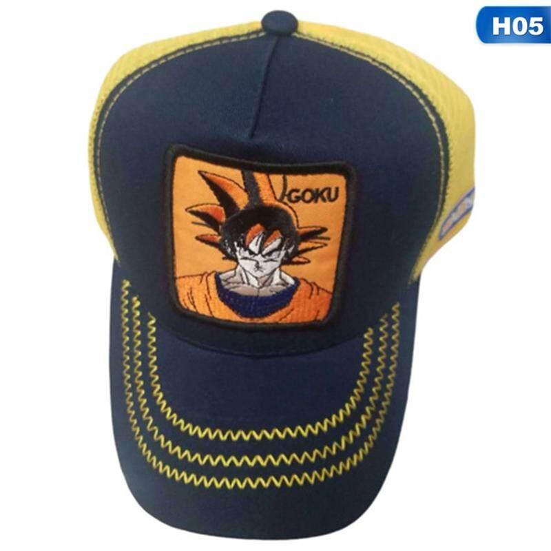 Anime Dragonball Logo Baseball Cap Unisex Sun screen Hat New Canvas Net Cap