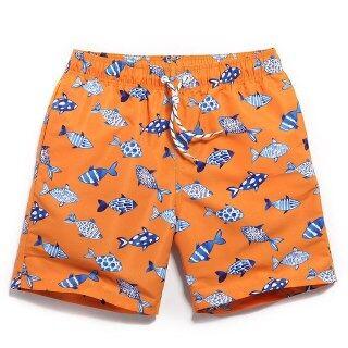 Quần Bơi Nam In Hình Đồ Bơi Đi Biển Cho Nam Người Đàn Ông Bơi Quần Short Quần Đùi Bơi Mới Áo Tắm thumbnail