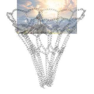 Vòng Bóng Rổ Thể Thao, Lưới Kim Loại, Tấm Lưng Ngoài Trời Lưới Xích Vành Khung Thành thumbnail