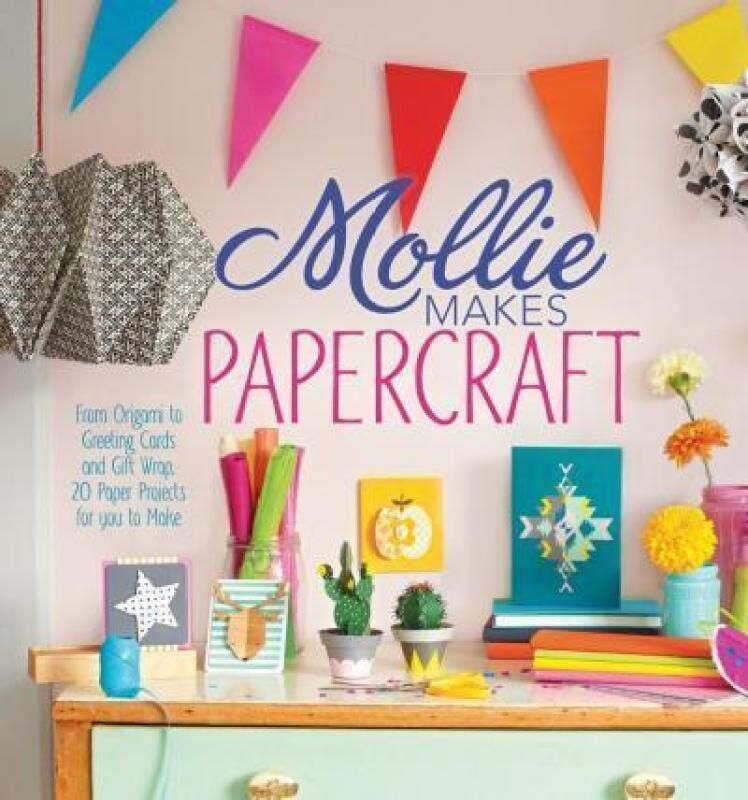 Mollie Makes Papercraft (HB) Malaysia