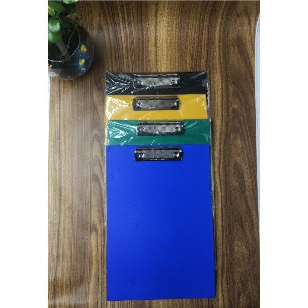 S1024 CLIPBOARD A4/F4 WITH WHITEBOARD(22X32MM)LION CLIP