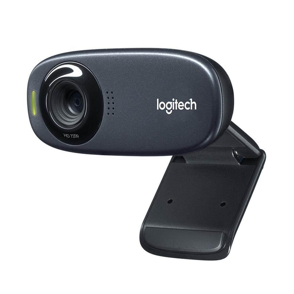 Logitech C310 Webcam 720p 30fps HD USB 2.0 Web Camera for Laptop Desktop PC