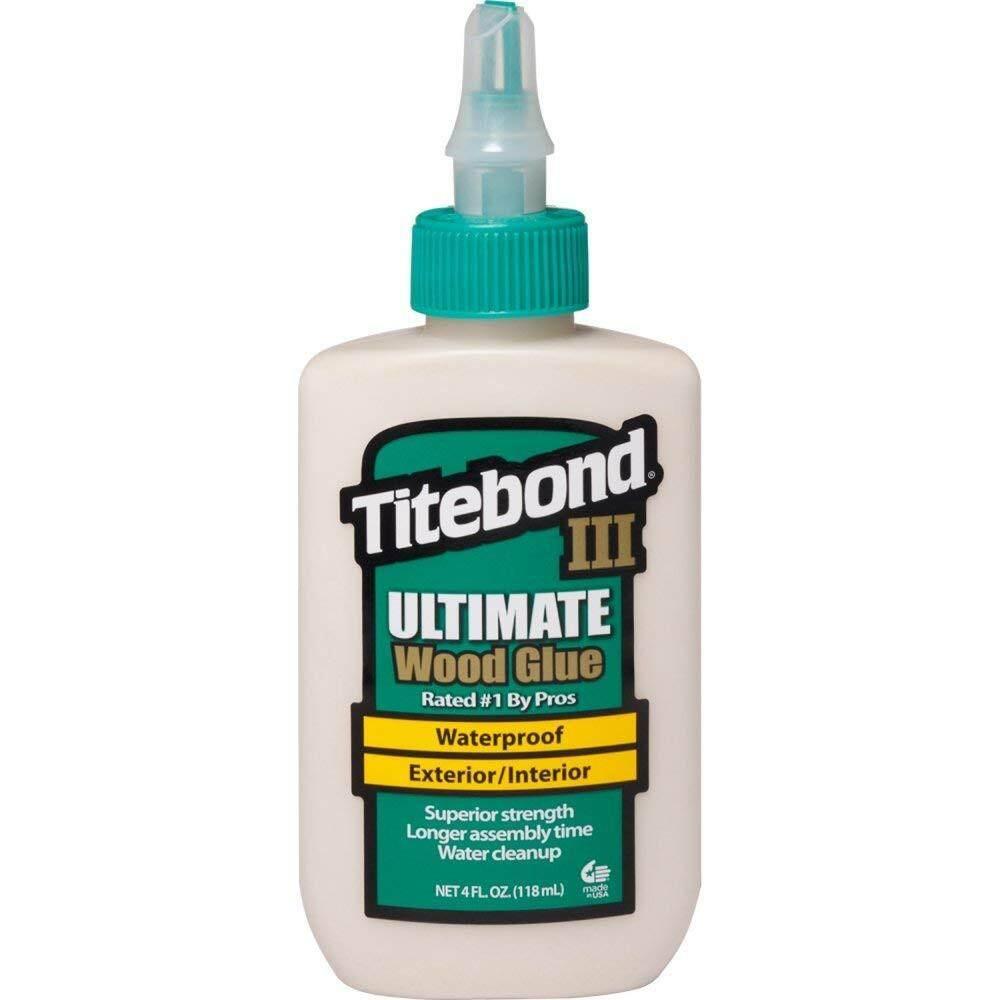 Titebond III Ultimate Wood Glue - 4oz 118ml