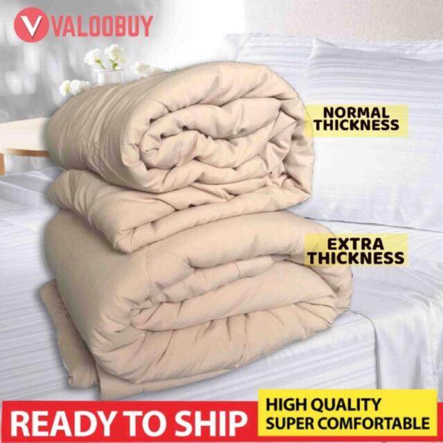 Comforter 100% Cotton 200cmx230cm By Valoobuy.