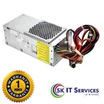 Dell 250W Power Supply for Dell Inspiron 530s, Inspiron 531s, Vostro 200  (Slim), 200s, 220s, and Studio 540s Small Form Factor Systems