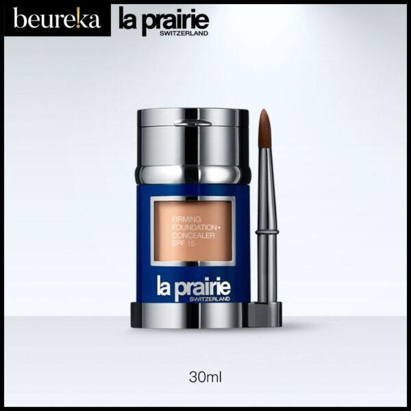 Buy La Prairie Skin Caviar Concealer Foundation Tender Ivory 30ml – Beureka [Luxury Beauty (Makeup - Foundation) Brand New 100% Authentic] Singapore