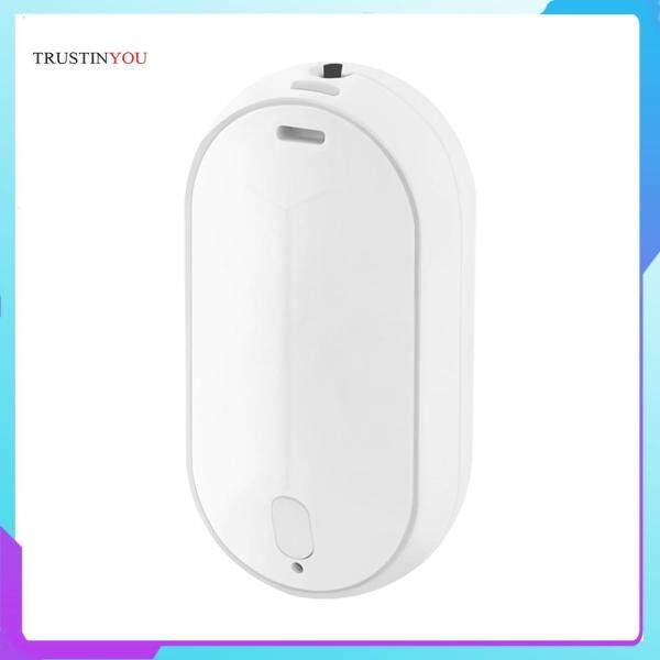 Low Noise Neck Hanging Air Purifier Wearable Negative Ion Air Freshener Mini Air Necklace Cleaner Singapore