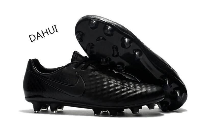 589c4700c8a2 New Arrival Football Boots Men Superfly Soccer Shoes Magista Opus II FG  Diamond Original Kids Outdoor Training Boots (Black)