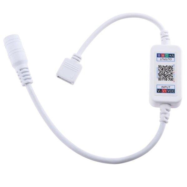 Bảng giá Bộ Điều Khiển Không Dây Bluetooth 4.0 Thông Minh Mini 5V-24V Cho Dải Đèn LED RGB