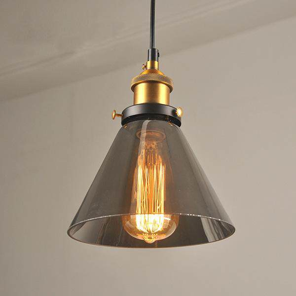 Vintage Edison Hanging Pendant Lights