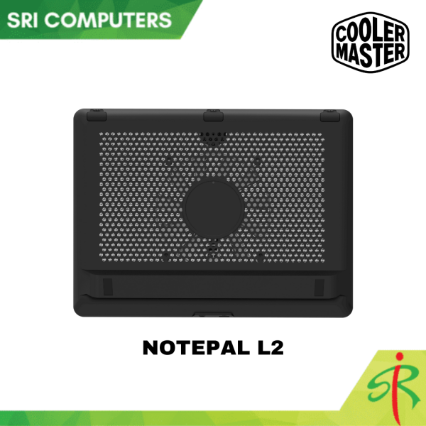 Cooler Master Notepal L2 Notebook Cooling Pad Malaysia