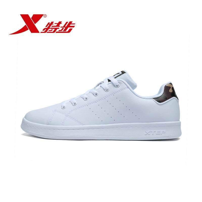 983219319266 Xtep couple shoes men s shoes casual shoes 2018 autumn sports shoes  skateboard shoes men and 50f39e7f781