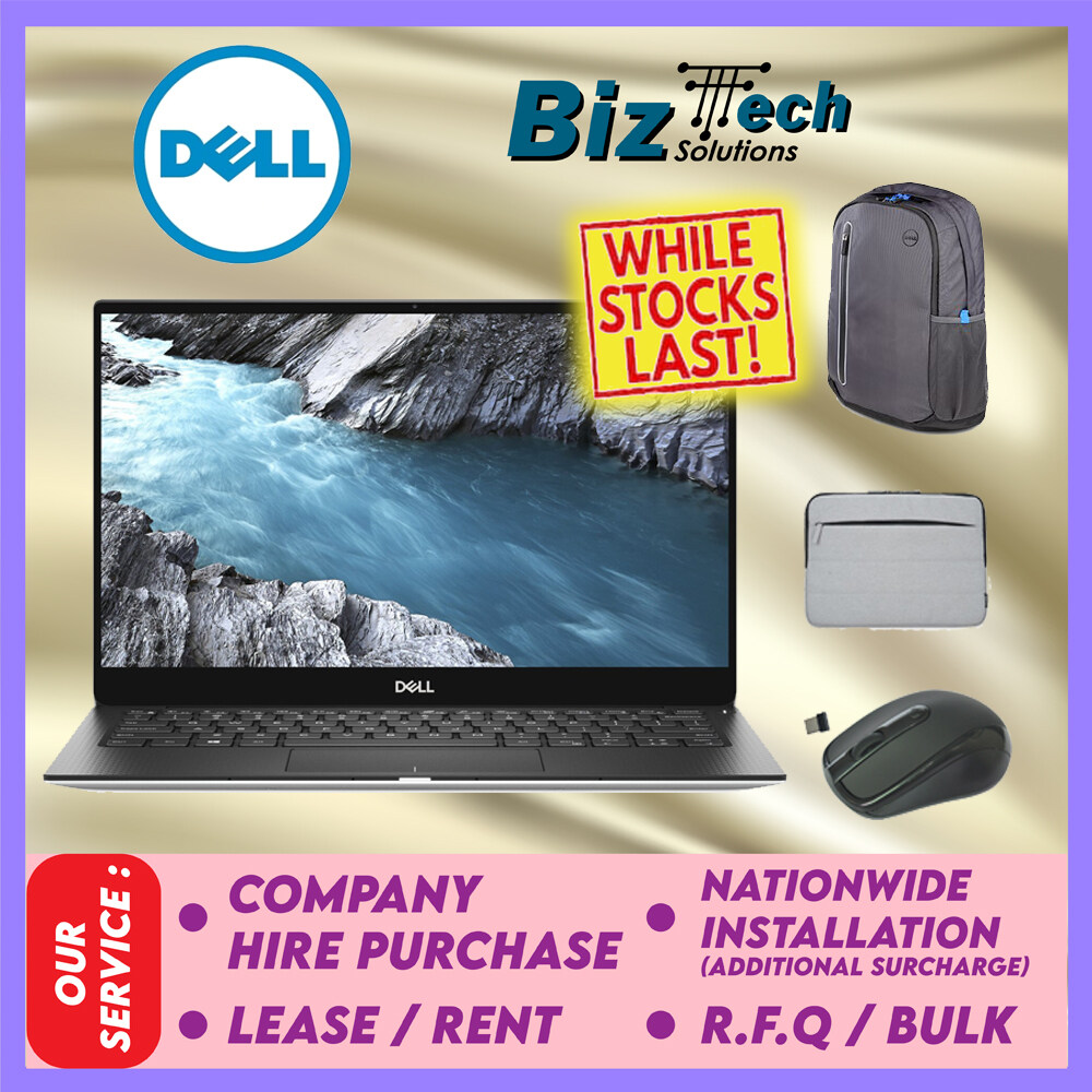 Dell Latitude 3390 2-in-1 [FREE Backpack+Mouse+Sleeve] Commercial Laptop Leasing Rental Hire Purchase Installment Malaysia