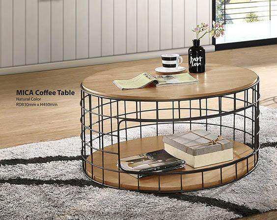 Miva Coffee Table By Moveis Furniture M Sdn Bhd.