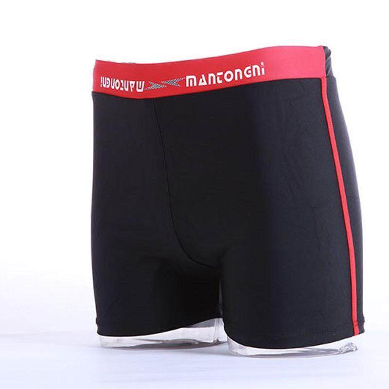 Celana Renang Panel Lebar Profesional Cetak Pria Celana Renang Batang Warna Acak By Fothers.