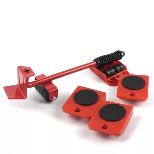 (READY STOCK) Furniture Lifter 4 Wheeled Mover Convenient Furniture Mover