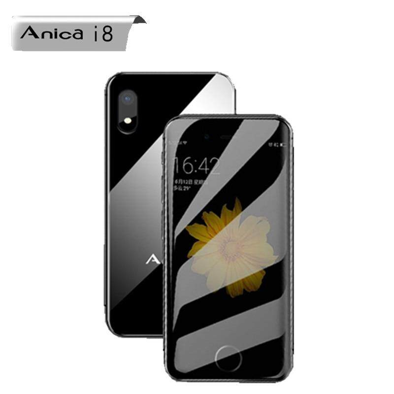 Anica Hp Cerdas Mini Android 6.0 2.45 4g Ponsel Wifi Gps Speaker Celulares 2.54 Ponsel Dukungan Google Store By Bermoon.