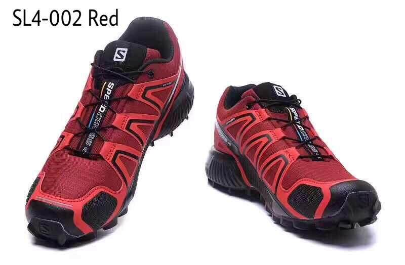 [Ready Stock Malaysia] Salomon Speedcross 4 Trekking Hiking Shoe