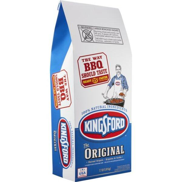 Charcoal Briquettes Kingsford Match Light BBQ Barbeque Grill Grilling Fire