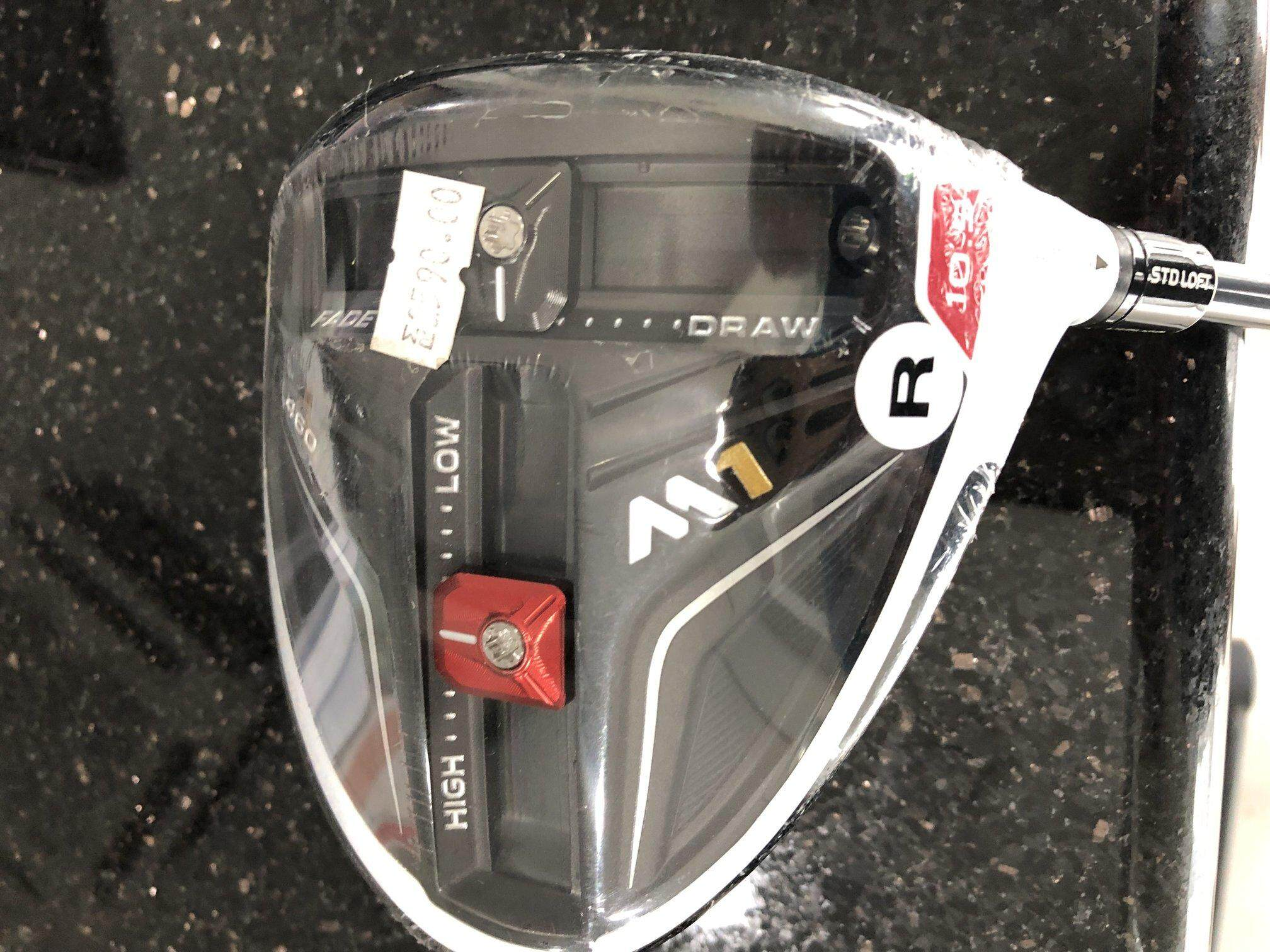 Taylor Made M1 Driver By Jpngolf.