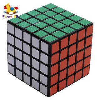 FB Đồ Chơi Xoay Hình Khối Tốc Độ Xếp Hình Thần Kỳ 5X5, Câu Đố Cube Đồ Chơi Giáo Dục thumbnail