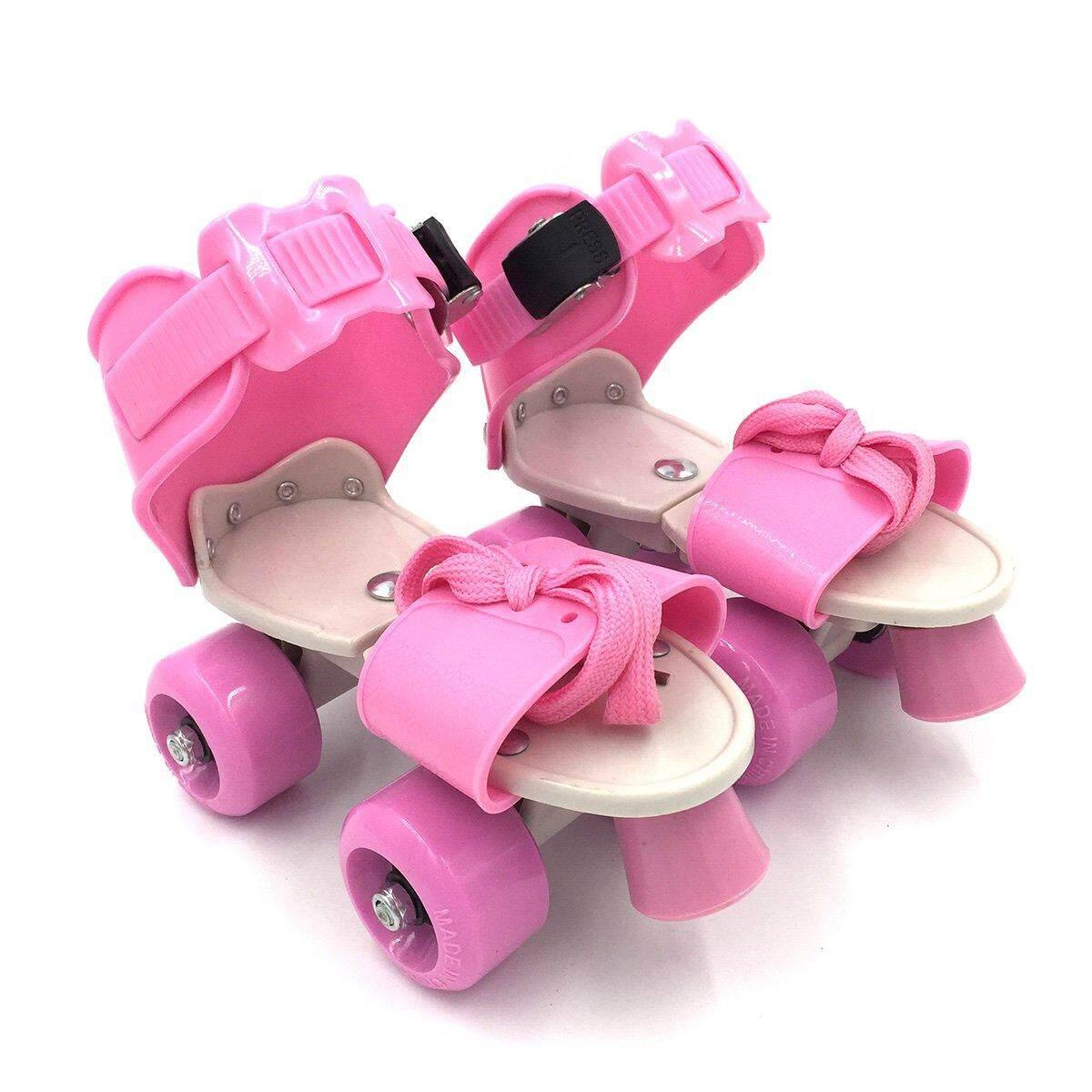 Giá bán Trẻ Em Trẻ Em Có Thể Điều Chỉnh Tốc Độ Quad Lăn Giày Cho 3-6 Lứa Tuổi Bé Trai Bé Gái