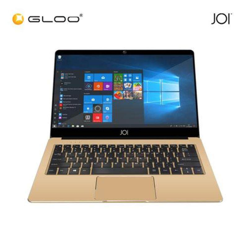 JOI Book 80 - AD-L80GLD Cel N3350, 4+64GB, 12.5 FHD, W10 Home, Gold Malaysia