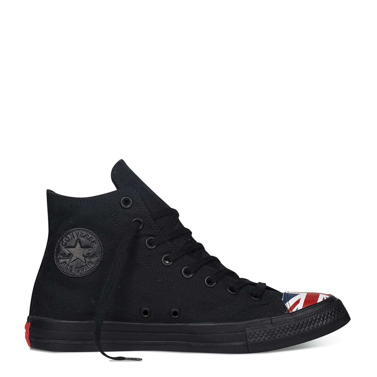 08fa323d350d0 [SALE] CONVERSE CHUCK TAYLOR ALL STAR - BLACK / NAVY / RED 153910C