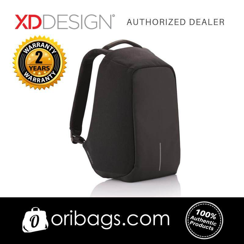 XD DESIGN Bobby Best Anti-Theft Backpack - Black (2 Year Warranty)